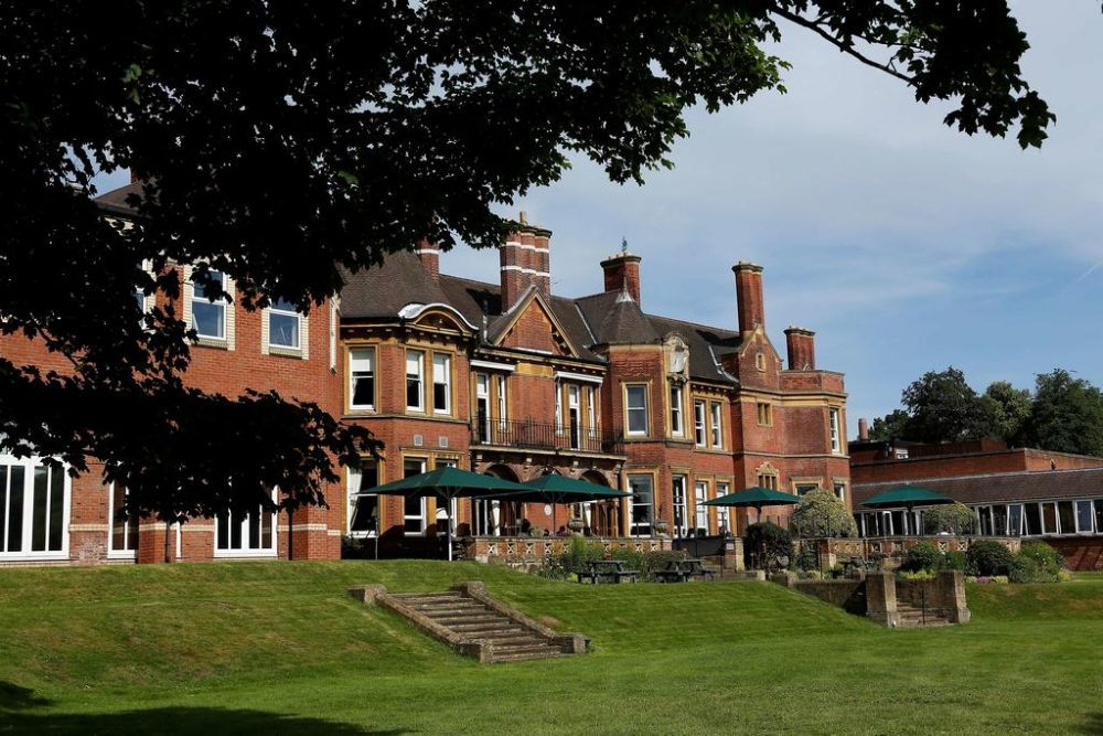 Moor Hall Hotel Venue Open Day