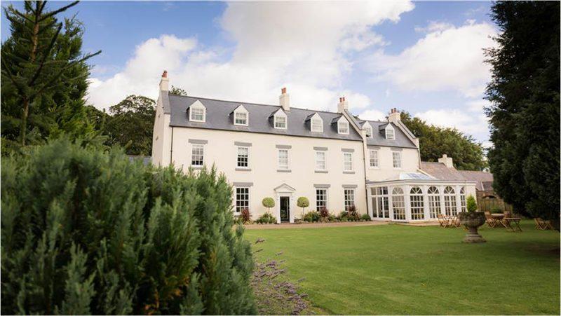 Hallgarth The Manor House
